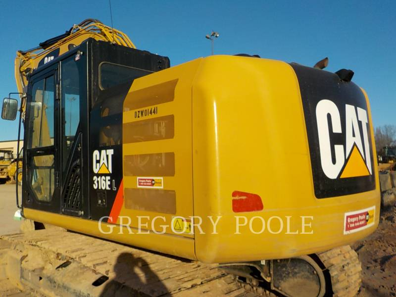 CATERPILLAR トラック油圧ショベル 316E L equipment  photo 8