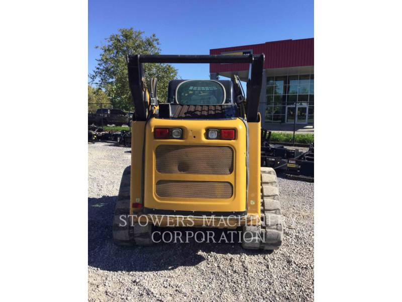 CATERPILLAR CARGADORES MULTITERRENO 289C equipment  photo 15