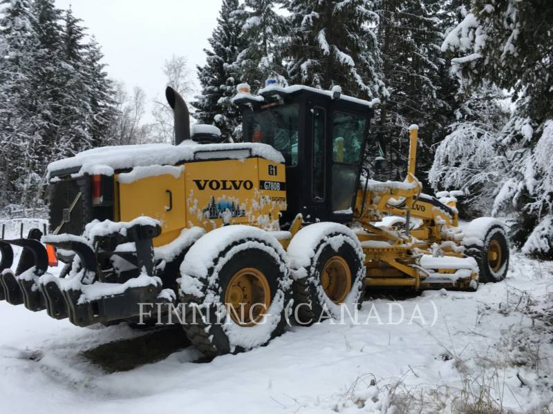 VOLVO NIVELEUSES G780B equipment  photo 4