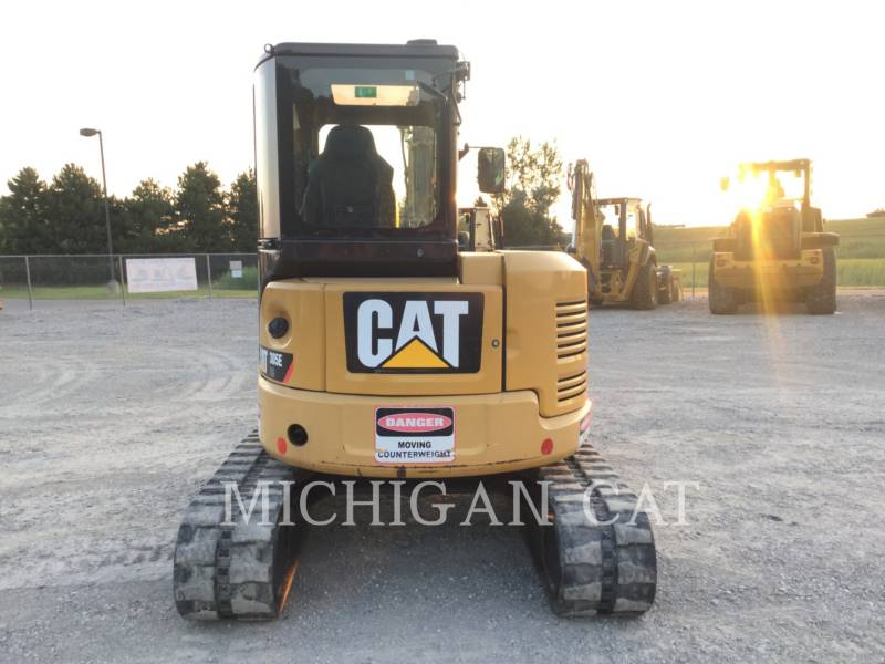 CATERPILLAR KETTEN-HYDRAULIKBAGGER 305ECR ATQ equipment  photo 18