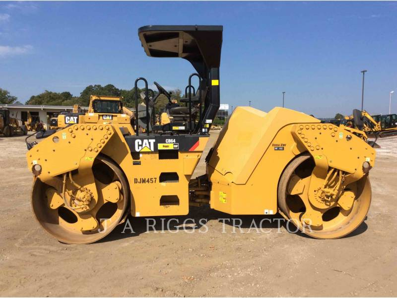 CATERPILLAR COMPACTADORES CB64 equipment  photo 7