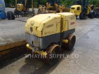 WACKER CORPORATION COMPACTORS RT82-SC equipment  photo 2