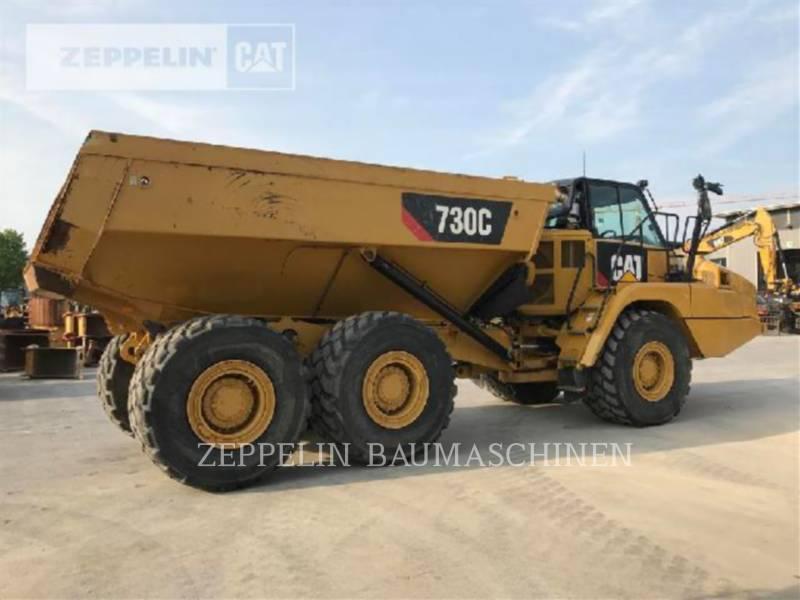 CATERPILLAR MULDENKIPPER 730C equipment  photo 12