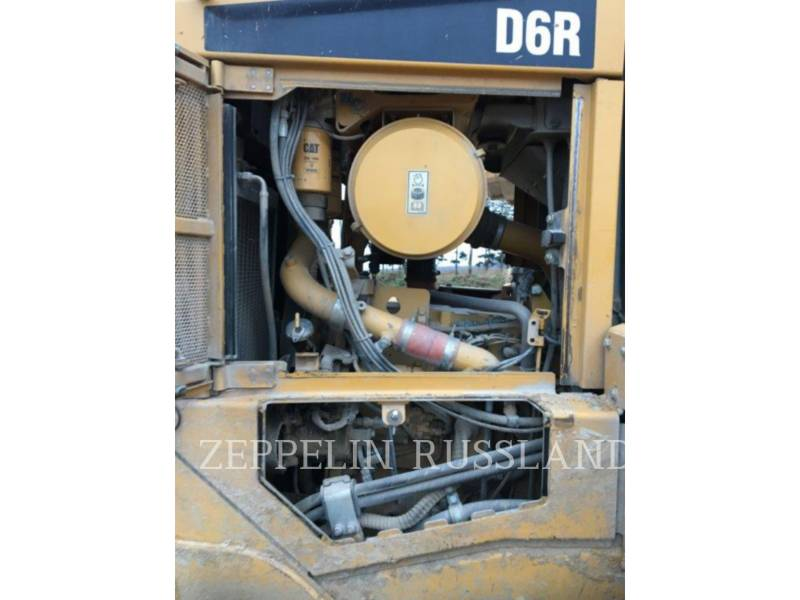 CATERPILLAR TRACK TYPE TRACTORS D 6 R equipment  photo 10
