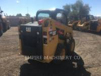 CATERPILLAR SCHRANKLADERS 226D equipment  photo 2