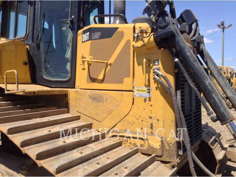 CATERPILLAR CIĄGNIKI GĄSIENICOWE D6TL CA equipment  photo 17