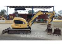 CATERPILLAR KETTEN-HYDRAULIKBAGGER 304DCR equipment  photo 4