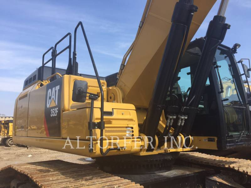CATERPILLAR EXCAVADORAS DE CADENAS 352FVG equipment  photo 4