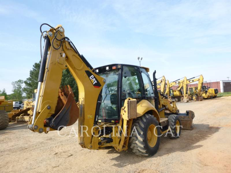 CATERPILLAR BACKHOE LOADERS 420FIT CBE equipment  photo 7