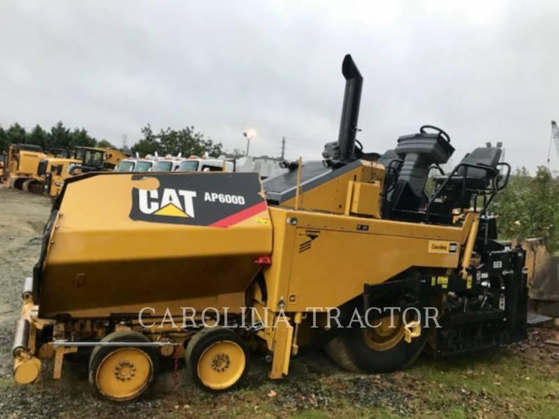 Caterpillar BETONIERE DE ASFALT AP600D equipment  photo 2