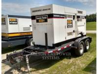 Equipment photo MULTIQUIP MQ180 PORTABLE GENERATOR SETS 1