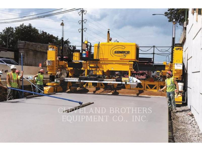 GOMACO ASPHALT DISTRIBUTORS GP3PAVER equipment  photo 2