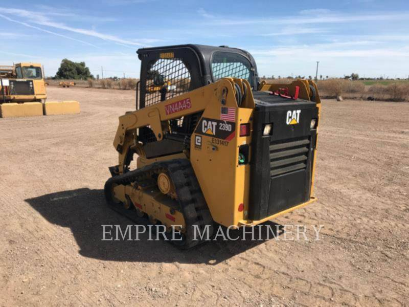 CATERPILLAR UNIWERSALNE ŁADOWARKI 239D equipment  photo 1