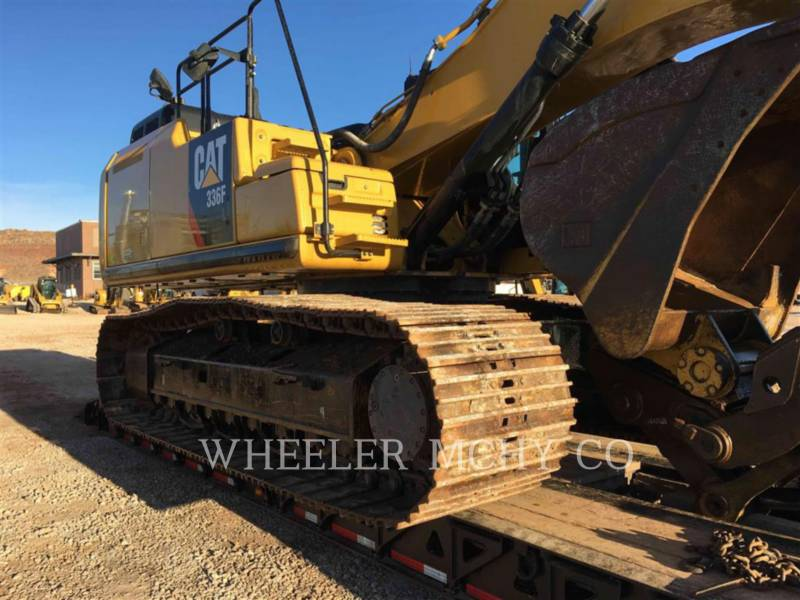 CATERPILLAR ESCAVATORI CINGOLATI 336F L THM equipment  photo 4