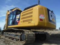 CATERPILLAR TRACK EXCAVATORS 336E LH equipment  photo 2
