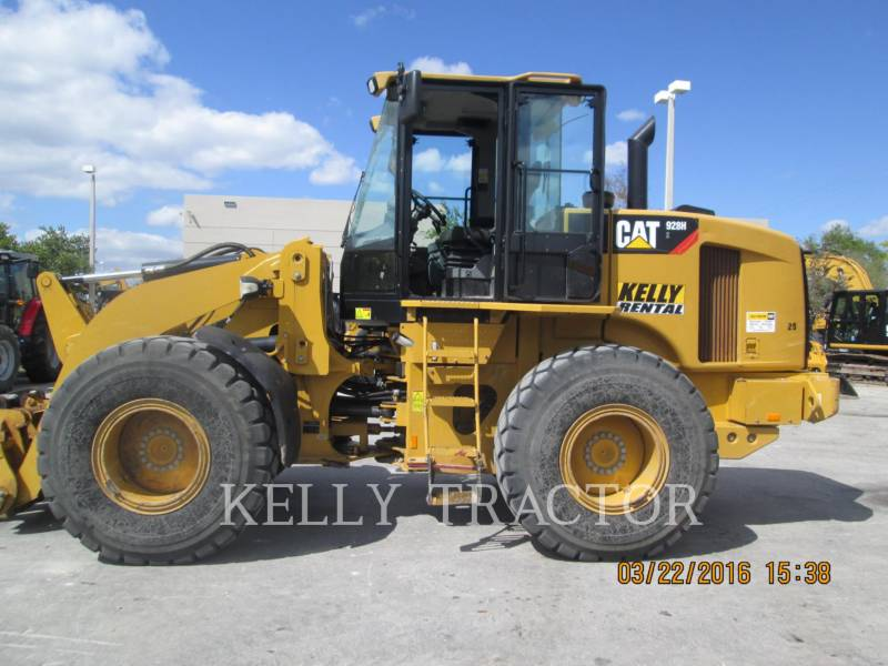 CATERPILLAR PALE GOMMATE/PALE GOMMATE MULTIUSO 928HZ equipment  photo 2