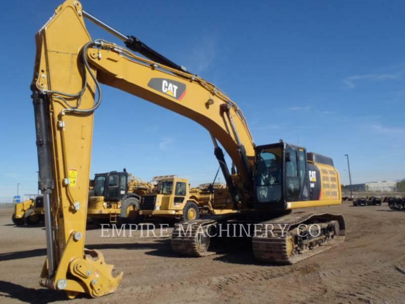 CATERPILLAR トラック油圧ショベル 349FL    P equipment  photo 4