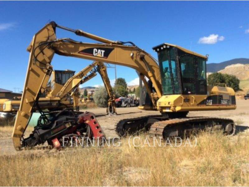CATERPILLAR Forstwirtschaft –  Prozessor 320CFMHW equipment  photo 2