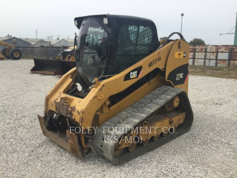 CATERPILLAR SKID STEER LOADERS 279CSTD1C equipment  photo 2