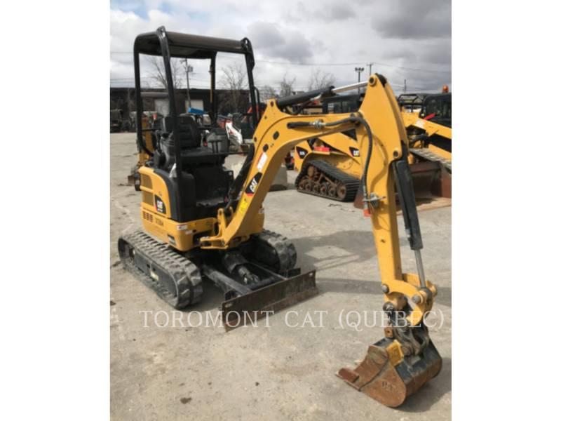 CATERPILLAR KETTEN-HYDRAULIKBAGGER 301.7D CR equipment  photo 5