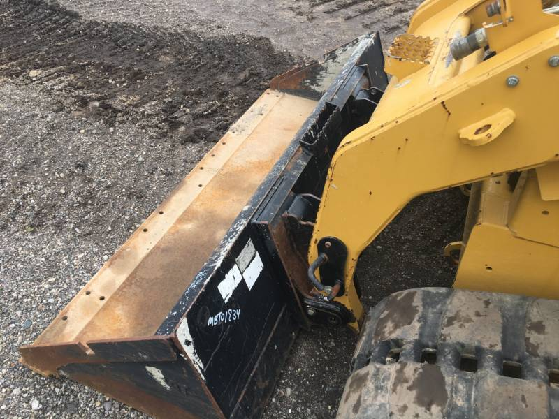 CATERPILLAR CARGADORES MULTITERRENO 279C equipment  photo 18