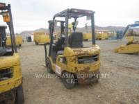 MITSUBISHI CATERPILLAR FORKLIFT ELEVATOARE CU FURCĂ DP15ND equipment  photo 6