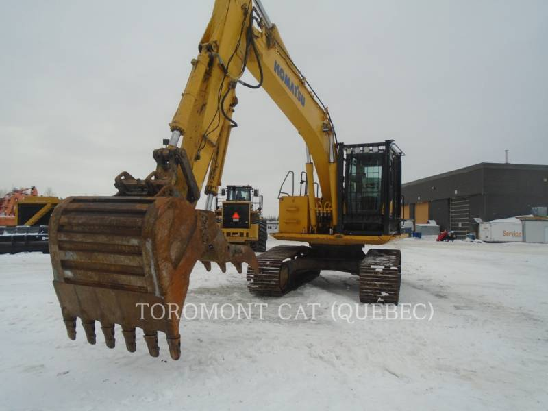 KOMATSU EXCAVADORAS DE CADENAS PC290LC equipment  photo 2