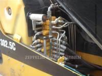 CATERPILLAR TRACK EXCAVATORS 302.5C equipment  photo 9
