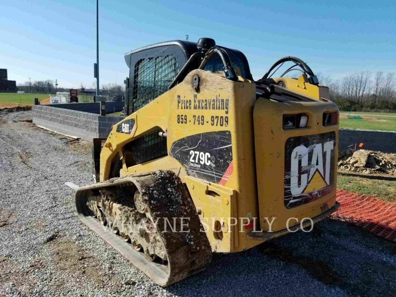 CATERPILLAR UNIWERSALNE ŁADOWARKI 279C2 equipment  photo 3