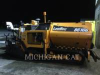 Equipment photo LEE-BOY 8616  PAVIMENTADORA DE ASFALTO 1