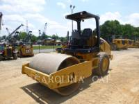 CATERPILLAR VIBRATORY SINGLE DRUM SMOOTH CS44 equipment  photo 2