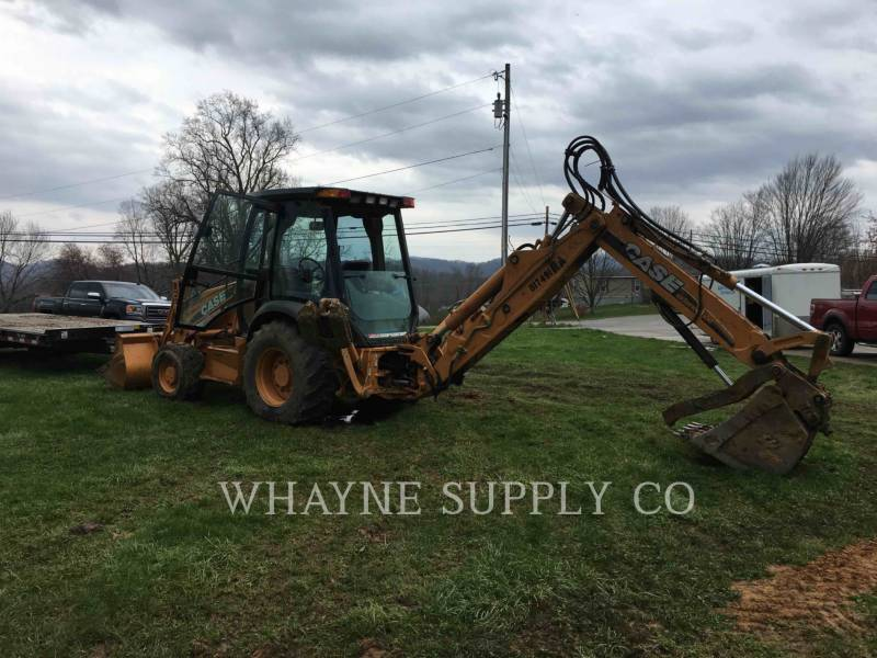 CASE BAGGERLADER 580 SUPER M equipment  photo 4