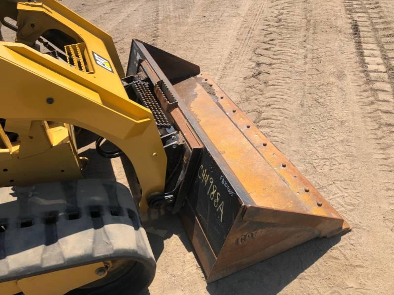 CATERPILLAR MULTI TERRAIN LOADERS 299D2 equipment  photo 13