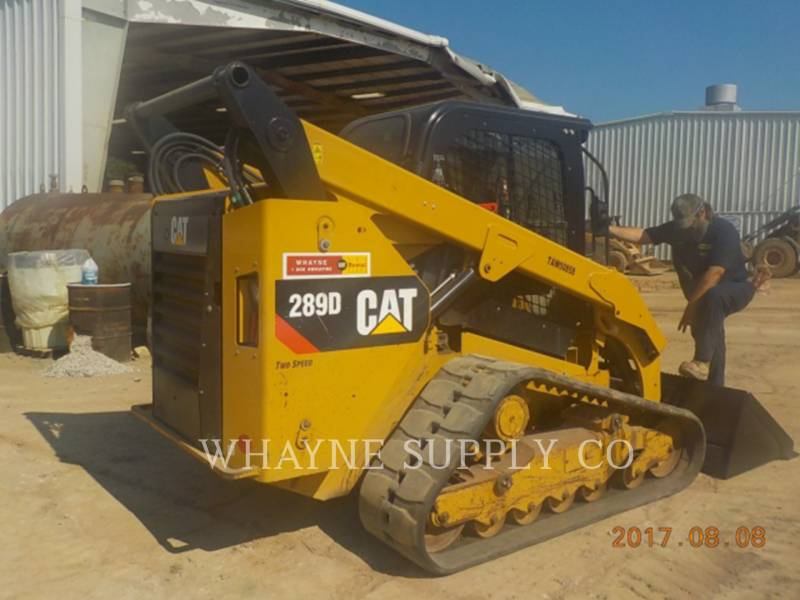 Caterpillar ÎNCĂRCĂTOARE PENTRU TEREN ACCIDENTAT 289D equipment  photo 3