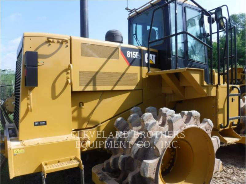 CATERPILLAR COMPACTADORES 815F equipment  photo 3