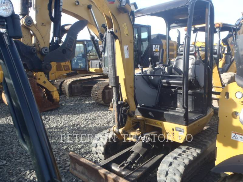 CATERPILLAR KOPARKI GĄSIENICOWE 302.7DCR equipment  photo 1