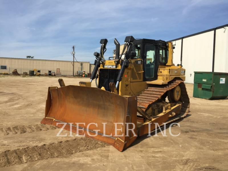 CATERPILLAR CIĄGNIKI GĄSIENICOWE D6TXWA equipment  photo 3