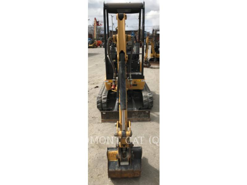 CATERPILLAR KETTEN-HYDRAULIKBAGGER 301.7D CR equipment  photo 6