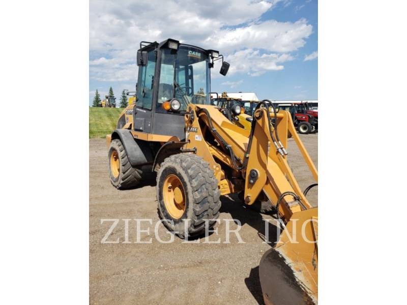 CASE/NEW HOLLAND MINING WHEEL LOADER 321E equipment  photo 1