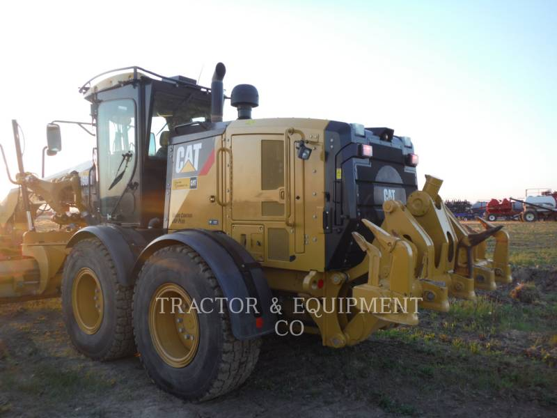 CATERPILLAR MOTONIVELADORAS 160 AWD equipment  photo 4
