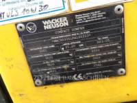WACKER CORPORATION TOMBEREAUX DE CHANTIER 3001 equipment  photo 11