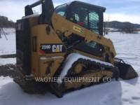 CATERPILLAR SKID STEER LOADERS 259D equipment  photo 3