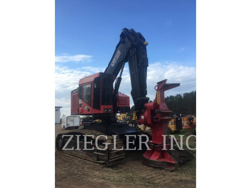 TIMBERPRO FORESTRY - FELLER BUNCHERS - TRACK TL735B equipment  photo 1