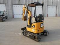 CATERPILLAR EXCAVADORAS DE CADENAS 301.7 D CR equipment  photo 3
