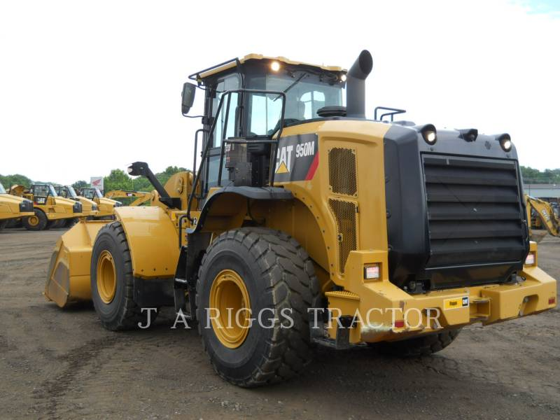 CATERPILLAR WHEEL LOADERS/INTEGRATED TOOLCARRIERS 950M 2 equipment  photo 7