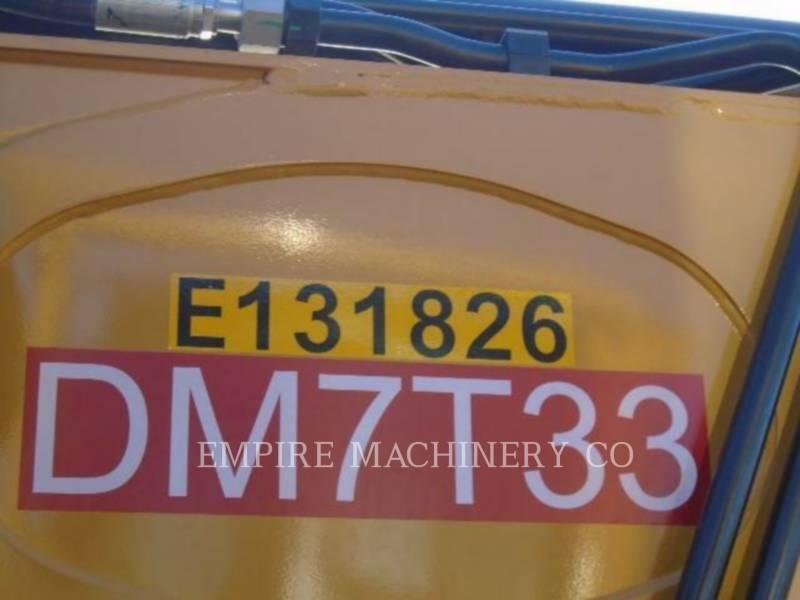 CATERPILLAR MANIPULADOR TELESCÓPICO TL943D equipment  photo 5