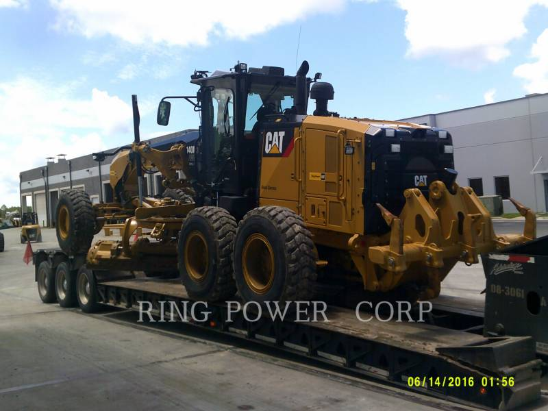 CATERPILLAR NIVELEUSES 140M3AWD equipment  photo 3