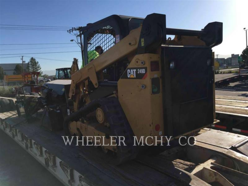 CATERPILLAR DELTALADER 249D C1-H1 equipment  photo 2