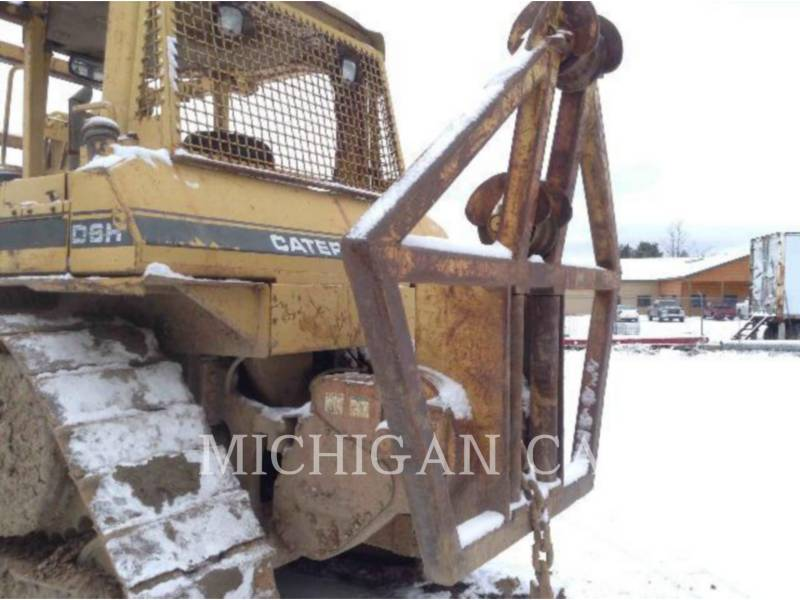 Caterpillar TRACTOARE CU ŞENILE D6H equipment  photo 14