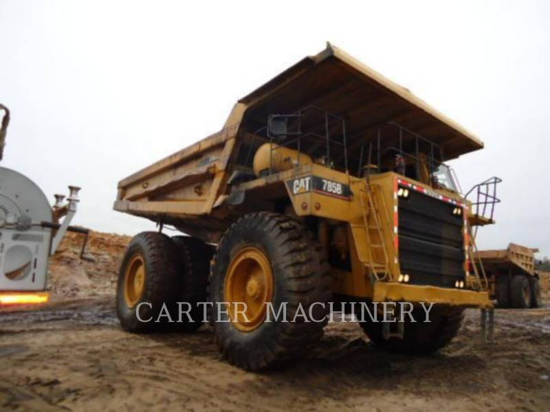 CATERPILLAR CAMIONES DE OBRAS PARA MINERÍA 785B equipment  photo 1